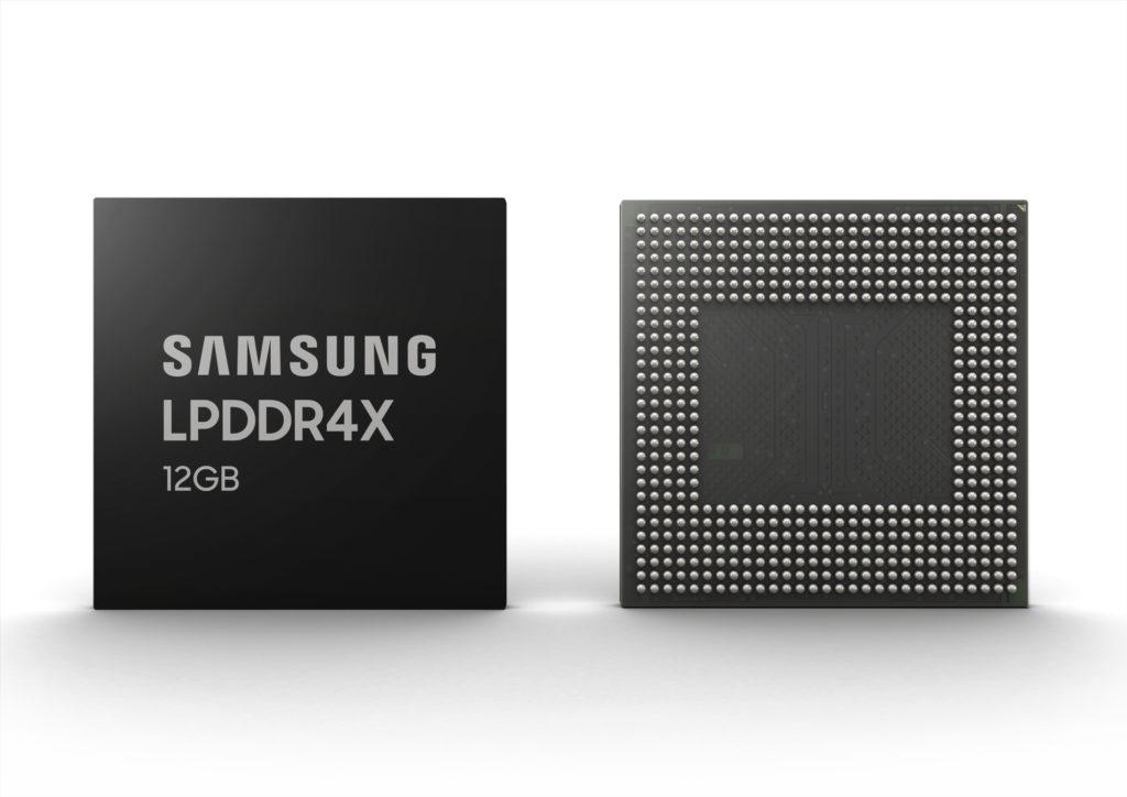 Samsung-12GB-LPDDR4X-DRAM