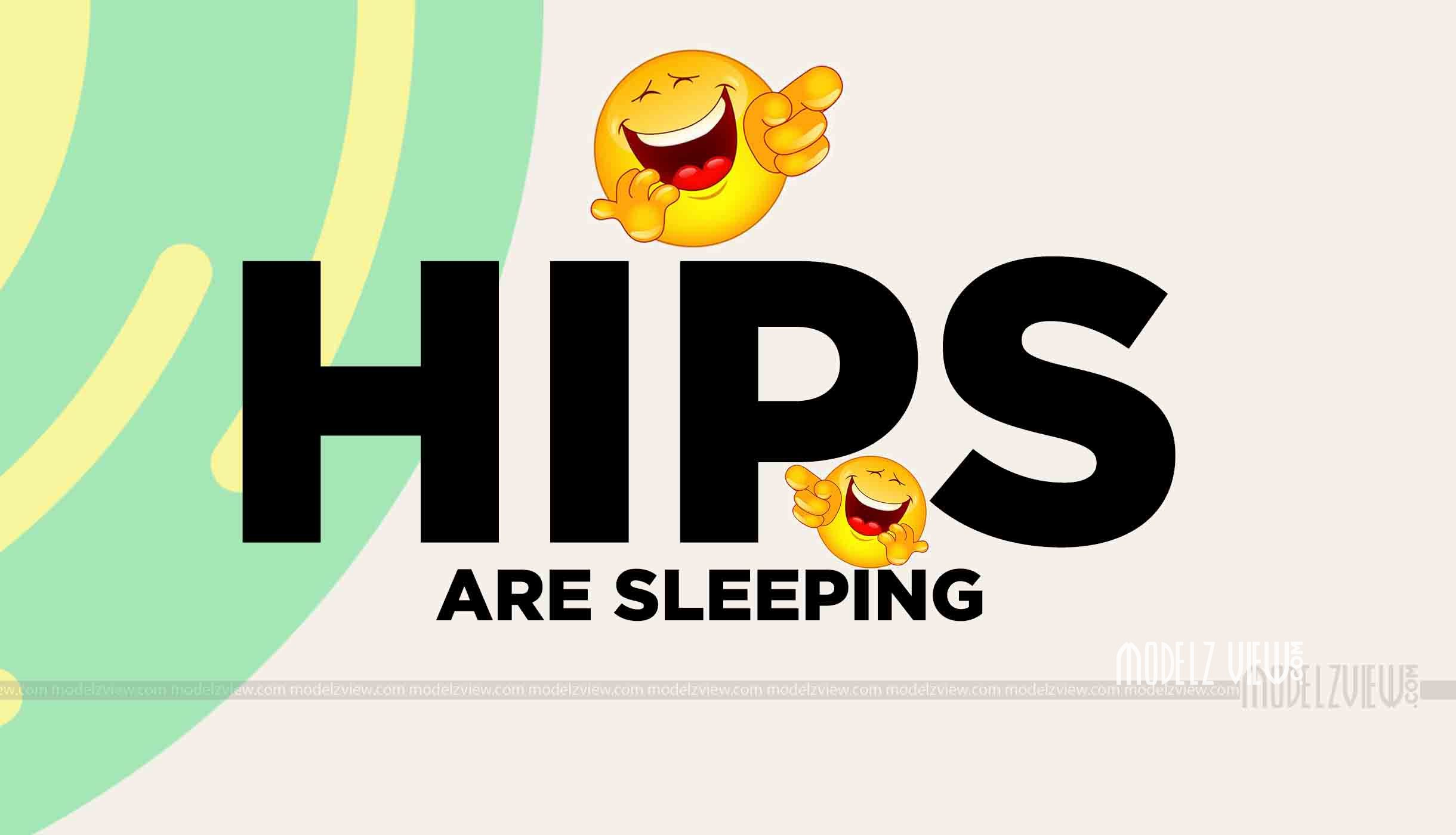 Hips Are Sleeping – Funny Jokes That Never Get Old vol.01
