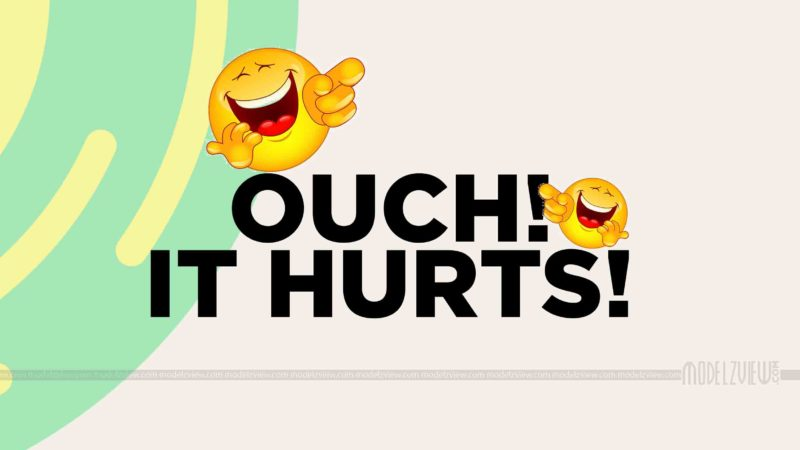 OUCH! It hurts! Funny Jokes That Never Get Old vol.03